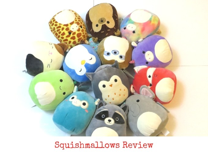 Squishmallows is coming to UK