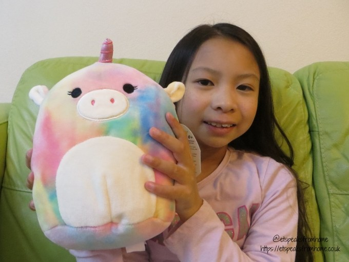Squishmallows unicorn