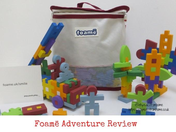 foame adventure review