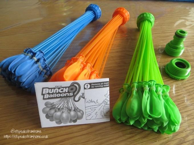 zuru bunch o balloons balloons