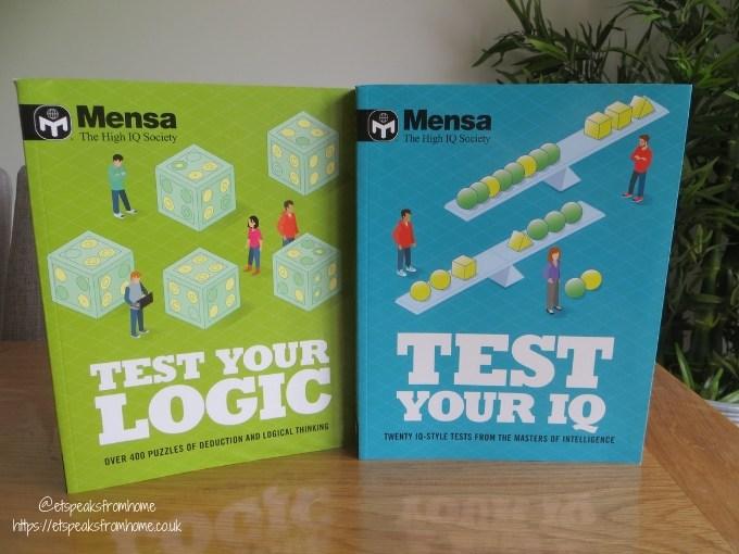 Carlton Books Puzzles & Quizzes Books Review mensa