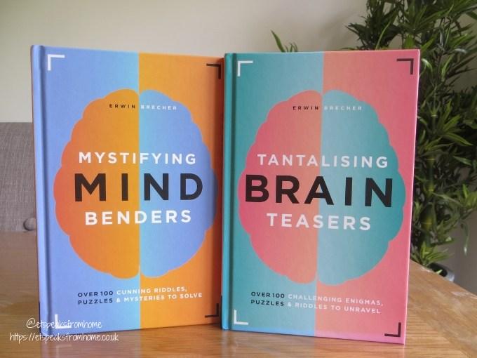 Carlton Books Puzzles & Quizzes Books brain