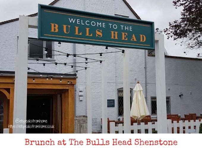 The Bulls Head Shenstone Review - ET Speaks From Home