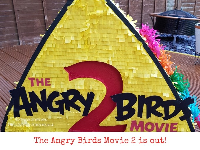 the angry birds movie 2 is out