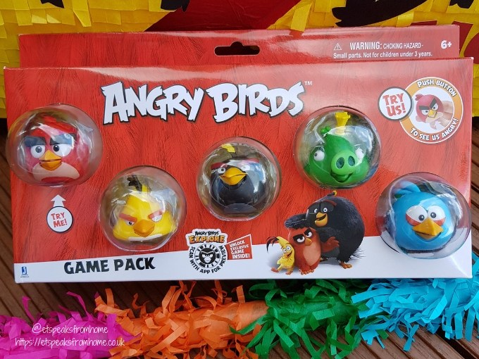 the angry birds movie 2 toy
