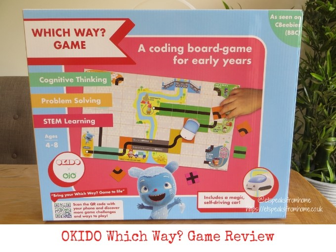 Okido Which Way Game Review