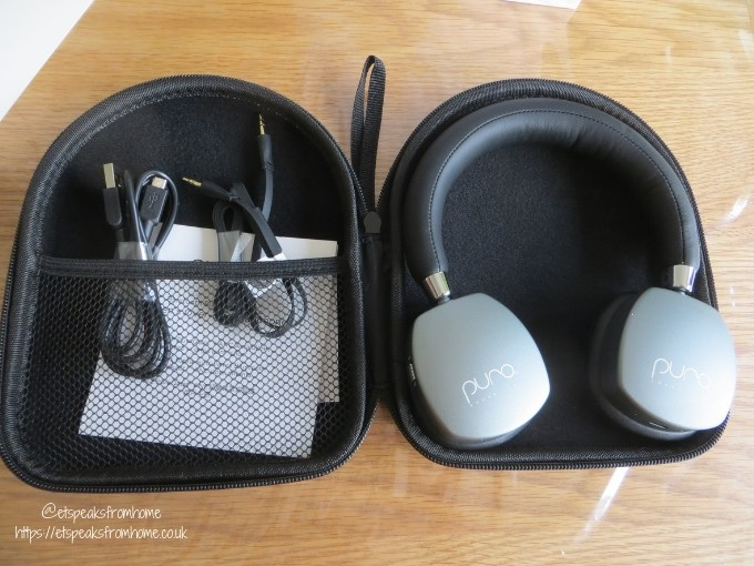 PuroQuiet Headphone casing