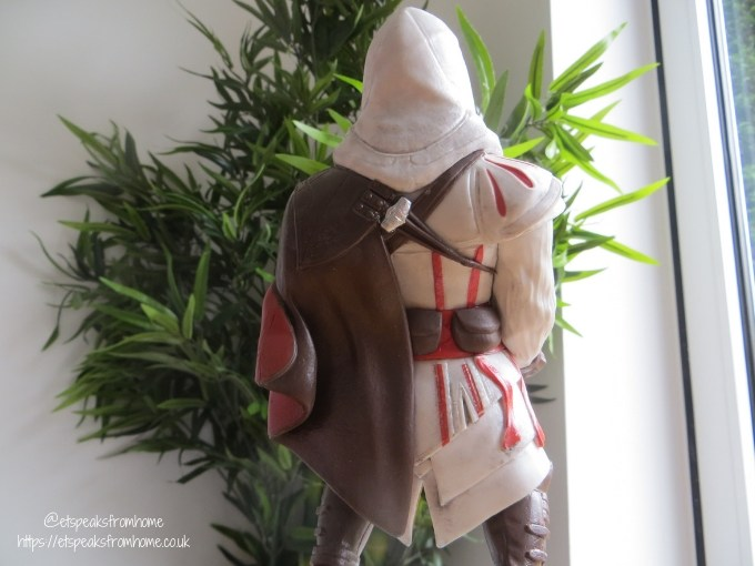 Cable Guy's Noble Assassin's Creed Collectable back