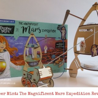 Pepper Mint The Magnificent Mars Expedition Review