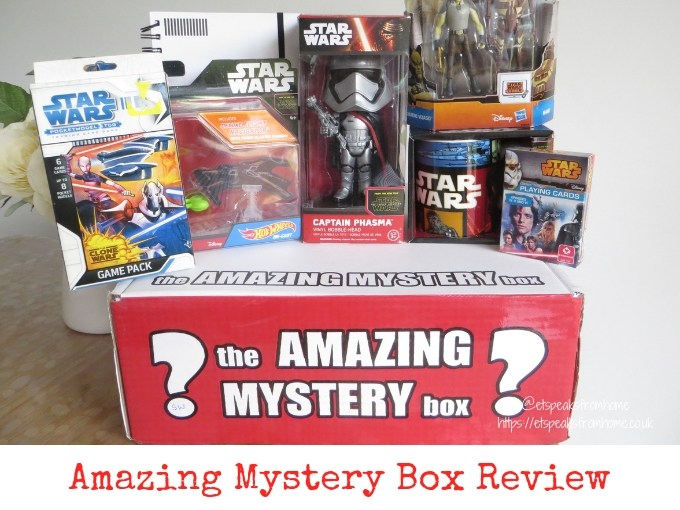 amazing mystery box review