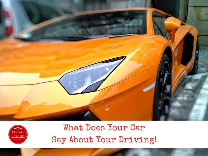 What Does Your Car Say About Your driving