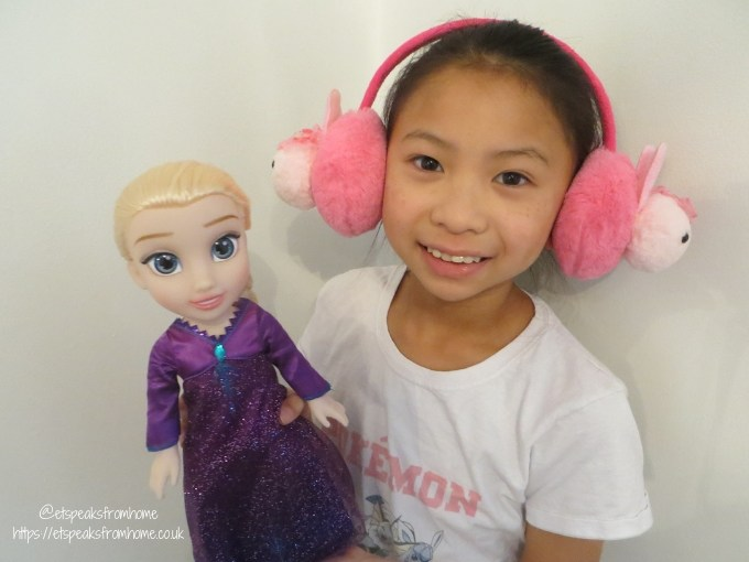 frozen 2 into the unknown elsa doll review