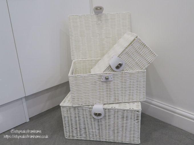 Arpan Set of 3 Baskets