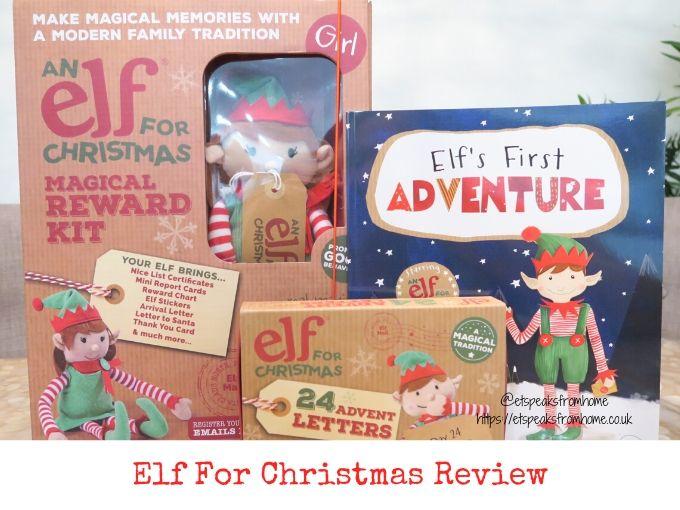 Elf For Christmas Review