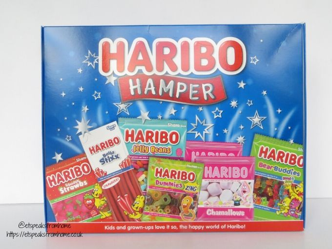 Gingerbread House with Haribo hamper