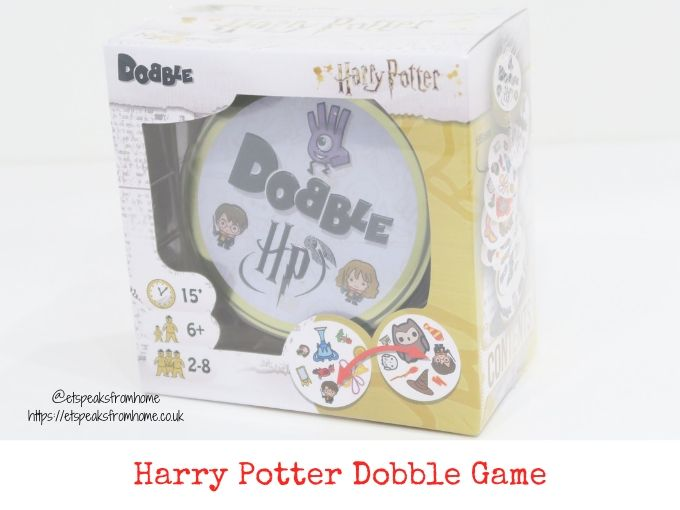 Harry potter top 10 christmas in the wizarding world dobble