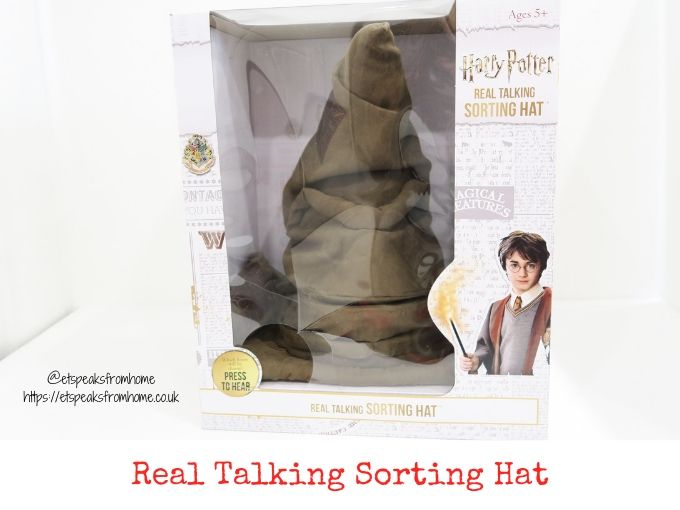 Harry potter top 10 christmas in the wizarding world sorting hat