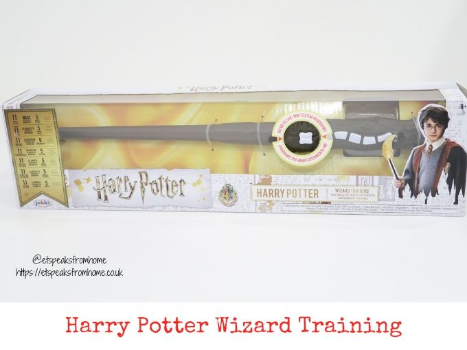 Harry potter top 10 christmas in the wizarding world wizard training wand