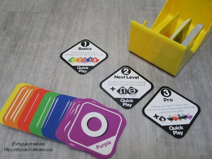 slam it cards mode