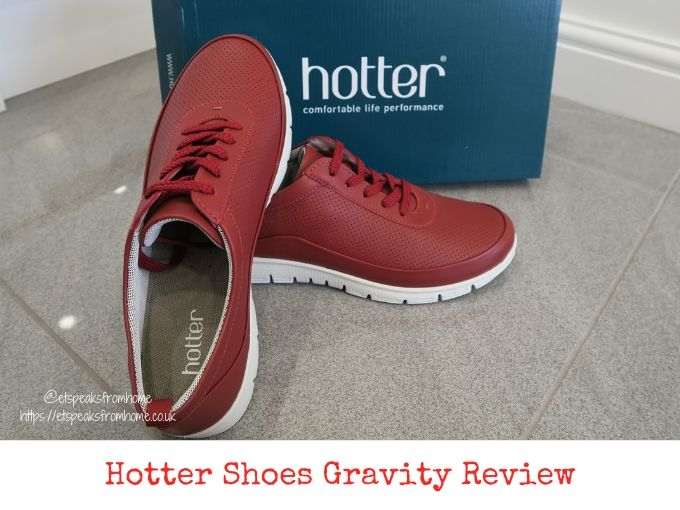 Hotter Shoes Gravity Review