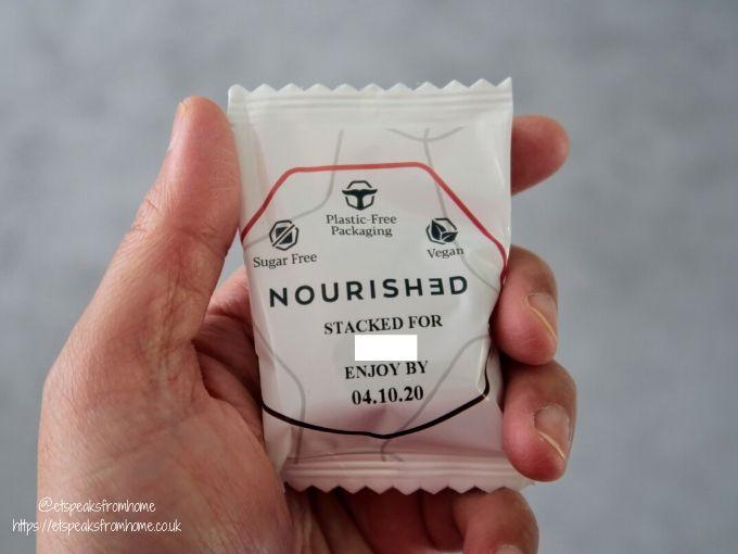 Nourished 3D Printed Personalised Vitamin individual
