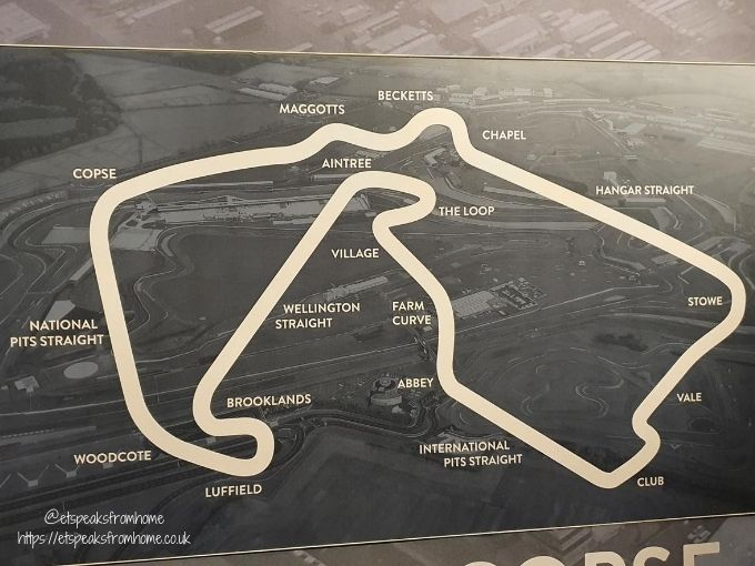 The Silverstone Experience track