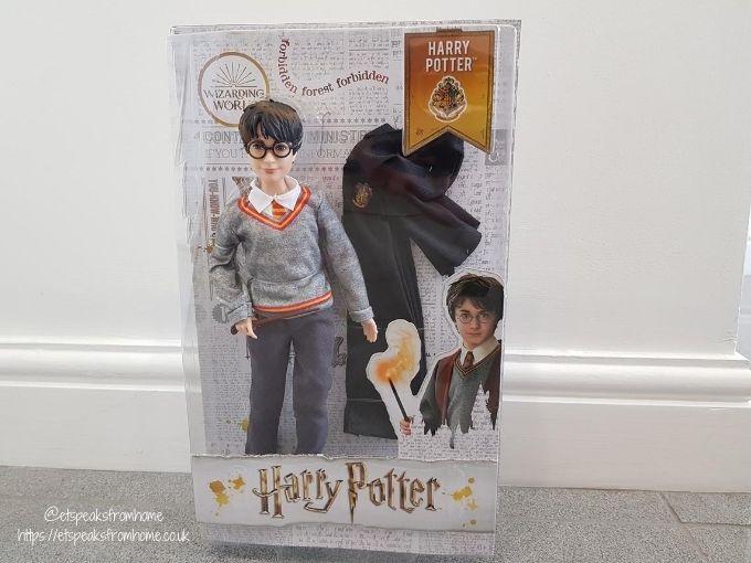 back to hogwarts harry potter matel doll