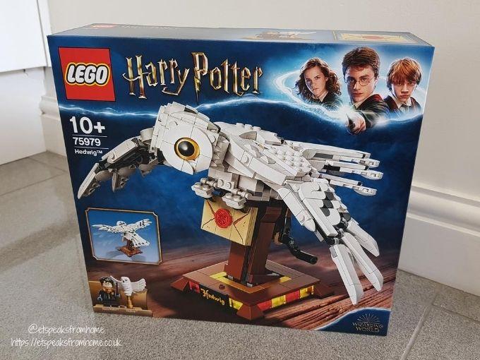 back to hogwarts lego owl
