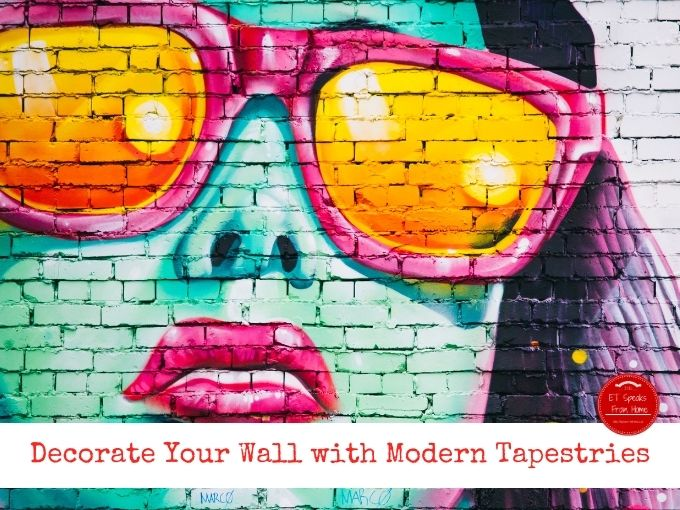Decorate Your Wall with Modern Tapestries