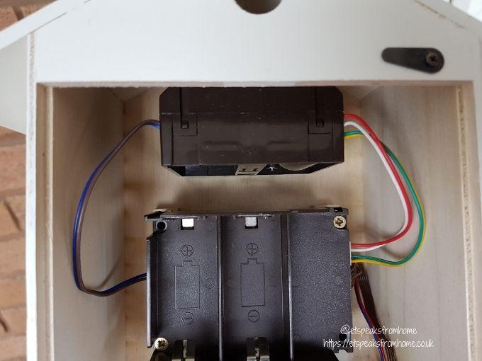 German Cuckoo Clock Quartz-movement black forest cuckoo clock by Trenkle Uhren batteries c