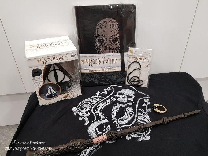 Wizarding World Dark Arts collections