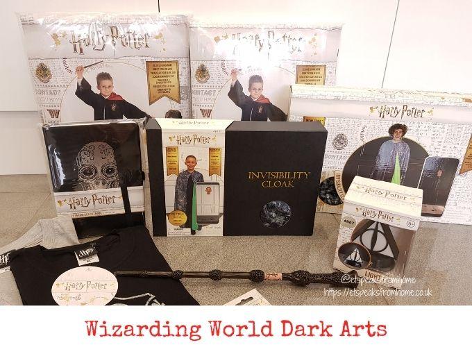 Wizarding World Dark Arts