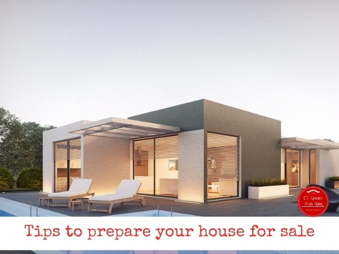 Tips to prepare your house for sale