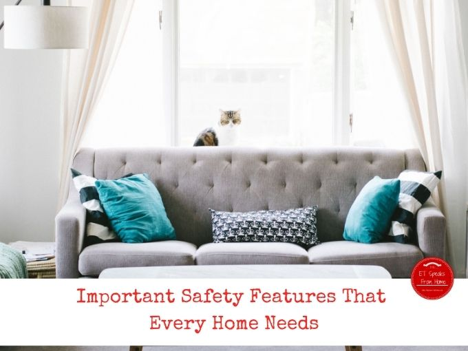 Important Safety Features That Every Home Needs