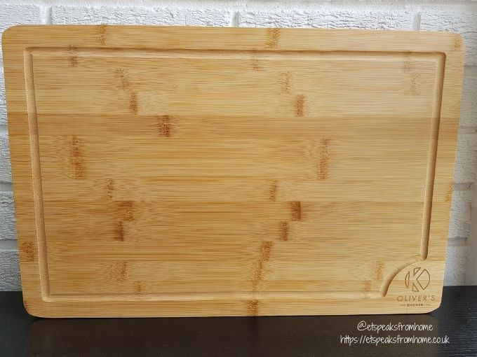 Oliver's Kitchen large bamboo Chopping Board