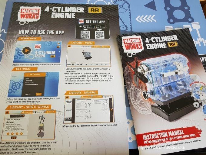 Haynes 4 Cylinder Engine AR instructions