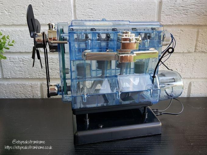 Haynes 4 Cylinder Engine AR side