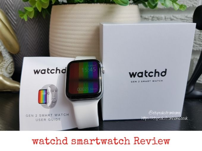 Watchd Smartwatch review