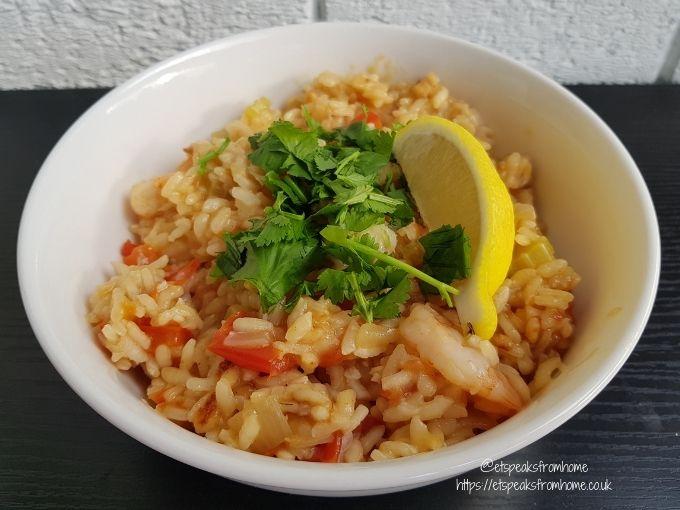44 Foods Portuguese Seafood Rice recipe