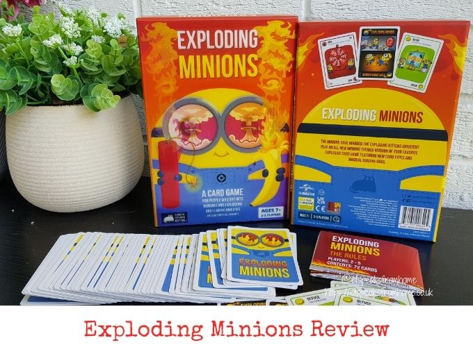 Exploding Minions Review