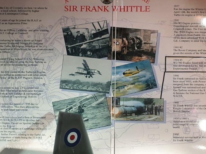 Midland Air Museum sir frank