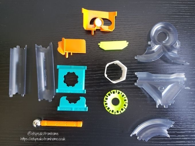 Geomag Mechanics Loops & Turns items