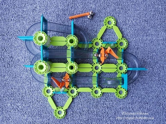 Geomag Mechanics Loops & Turns top
