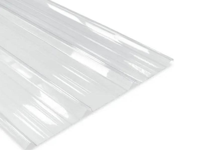 tôle translucide polycarbonate