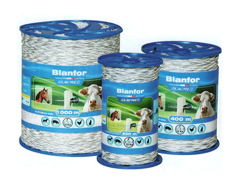 Clôture électrique pour animaux marque LACME