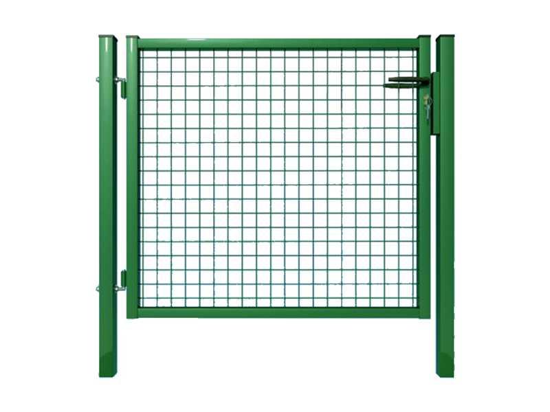 Portillon de jardin vert 6005