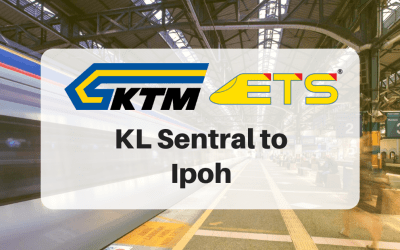 KL Sentral to Ipoh