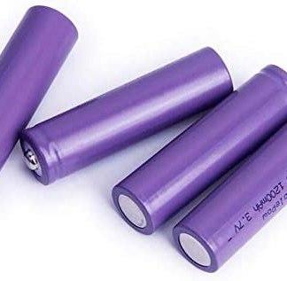 14650 3.7v Li Ion Battery