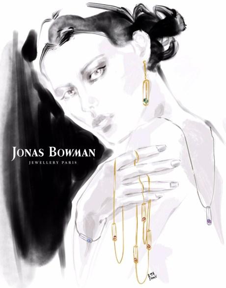 JONAS PRECIOUS CAGE A