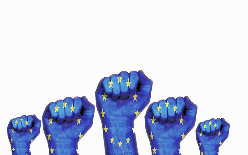 The challenge of scaling up the European Union's global response to COVID-19